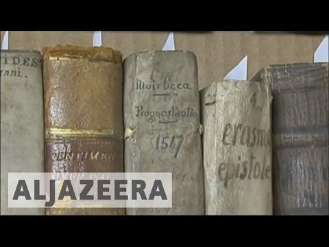 Google Books seeks EU approval - 07 Sept 09