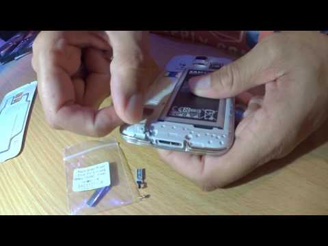 How to replace USB Cover on a Galaxy S5
