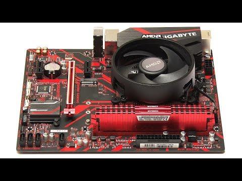Ryzen Budget PC Build #1