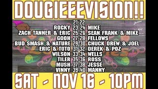 DOUGIEEEVISION LODI - 11/16/19 - At least 10 Action Bowling Matches!