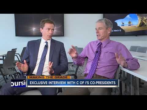 College of Idaho Co-Presidents Explain Dual Role