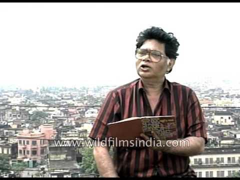 Sunil Gangopadhyay recites Bengali poems