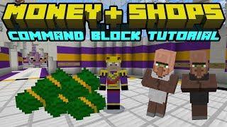 Minecraft: Xbox One/MCPE - Command Block Scoreboard Shop (Bedrock