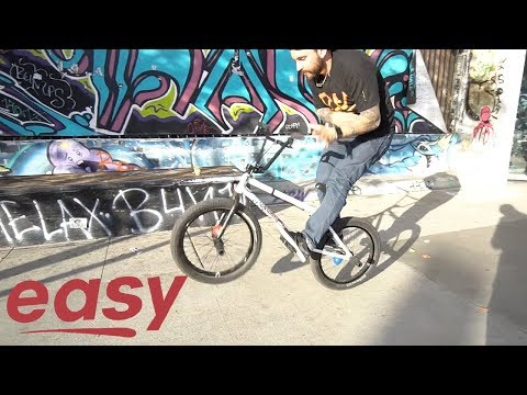 The 5 easiest bmx tricks for beginners!