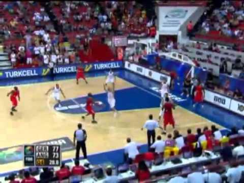 Germany Vs Angola HD - 2010 Turkey FIBA World Championship Game Recap