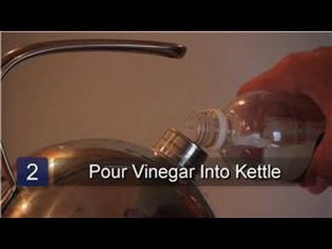 Kitchen Cleaning & Care Tips : How to Clean Tea Kettles