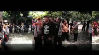 Laskar Umat Islam Surakarta (LUIS)  Ikuti Aksi Super Damai 212 di Jakarta