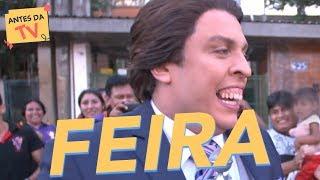 Feira - Silvio Santos - Ceará Fora da Casinha - Humor Multishow
