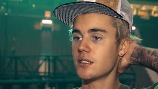 Justin Bieber on Why He Doesn