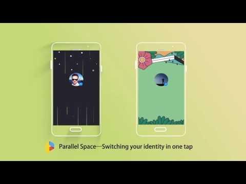 Parallel Space: Custom Facebook/WhatsApp/Instagram/Messenger Default Look