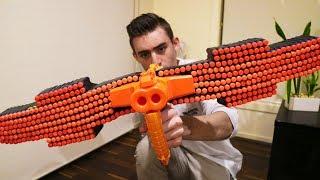 NERF WAR: ULTRA RARE NERF GUN MOD