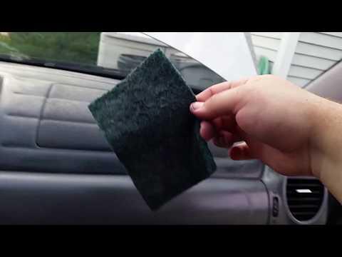 Sticky Dash Fix | Lexus Toyota