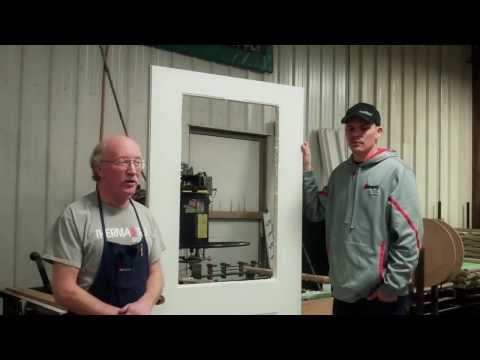Warren Windows - Therma Tru Door Lite Cut Out