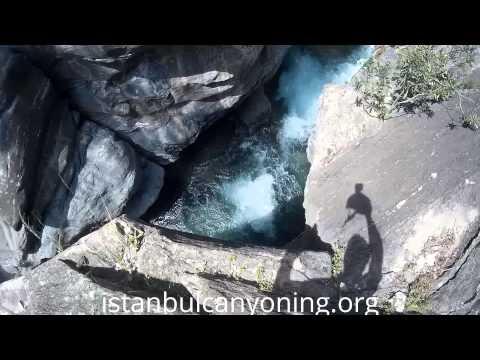 ict-istanbul canyoning team-ŞahinDeresi_Mıhlıçay - 2015-05-03 - M14