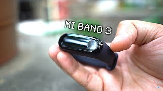 Xiaomi Mi band 3 Review and Unboxing : THE REAL TRUTH!