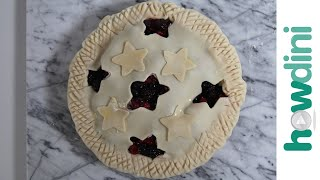 6 Easy Decorative Pie Crusts: Howdini Baking