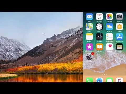 How Send & Receive Text Messages Call by iphone sync from Mac easy setup  Bangla