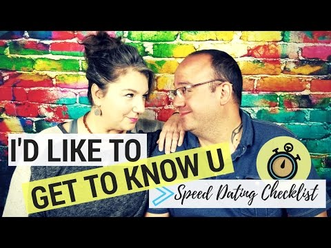 5 really good speed dating questions