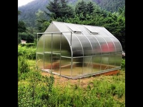 Best greenhouse manufacture - CLIMAPOD