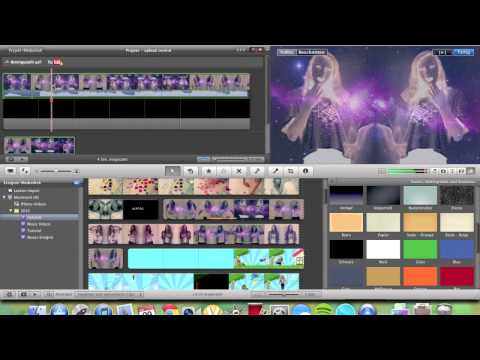 Multiple Clips Tutorial - iMovie