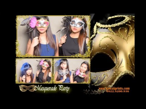 Quality Photo Booth Rental - Cavite Area