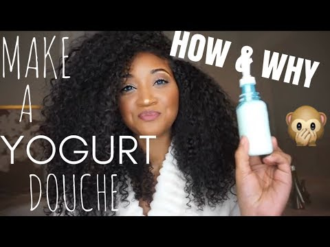 How To Yogurt Douche for Yeast, Odor or Bacteria At Home | Feminine Hygiene pt. 2