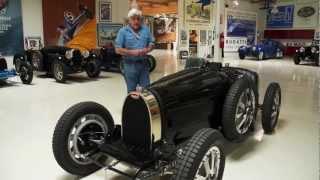 1927 Bugatti Type 35 Pur Sang Replica - Jay Leno