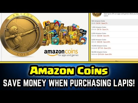 Final Fantasy Brave Exvius - Save Money On Lapis With Amazon Coins!