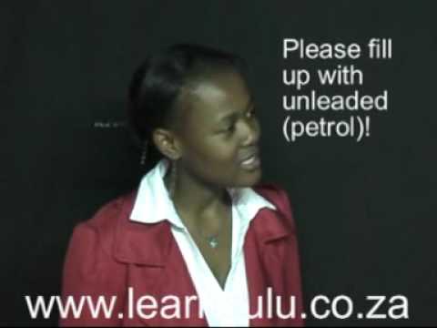 Online Zulu language lesson free from www.learnzulu.co.za