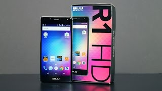 $50 Smartphone Review: BLU R1 HD by Amazon