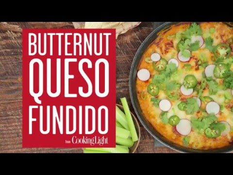 How to Make Butternut Queso Fundido   WOW!   Cooking Light