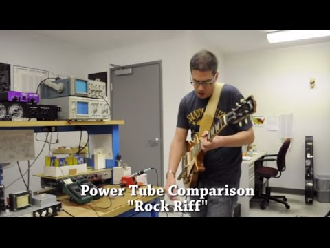 Power Tube Comparison