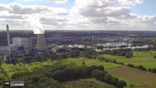 Wolfsburg - Luftaufnahmen
