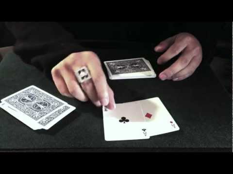 Card Magic Artistry - Don't Invite me to your Poker Game!