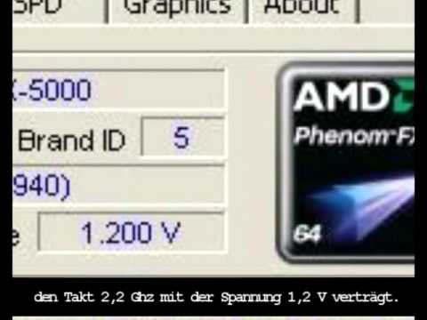 Unlocking AMD Athlon 5000+ AM2+ and DDR-2. Hot-PC User.