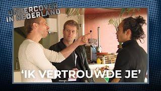 Alberto Stegeman KWAAD: 'Jij komt nog een keer tegen de verkeerde tegen!'   Undercover in Nederland