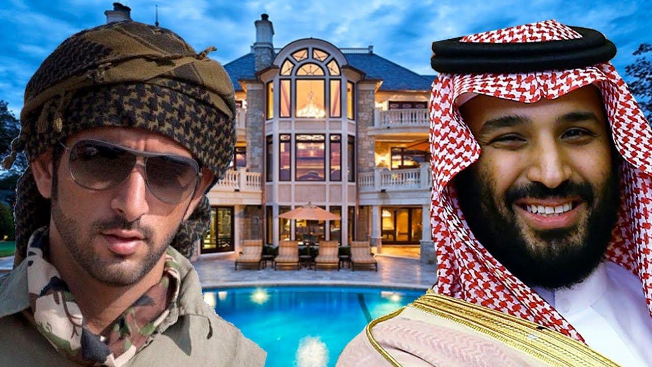 Las Casas Mas Hermosas y Caras de Jeques y Sultanes 2019