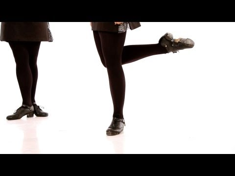 How to Do a Back Click & Turning Click | Irish Step Dancing