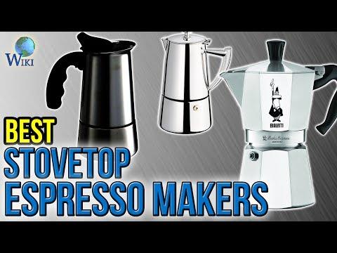 9 Best Stovetop Espresso Makers 2017