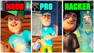 Hello Neighbor - My New Neighbor Woody Toy Story 4 Act 1