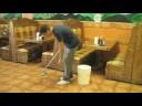 Demo of Johnny Grip Anti Slip Tile & Floor Treatment