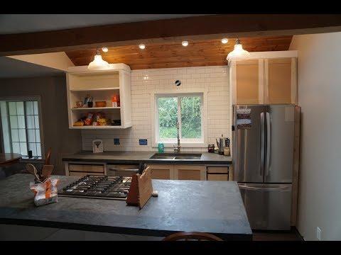 Kitchen Subway Tile Backsplash