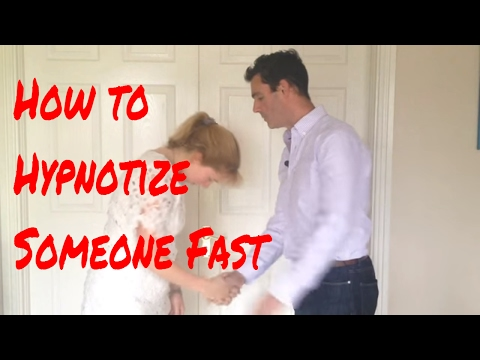 How to Hypnotize Someone Fast || Hypnotize anyone fast || Faster Hypnosis