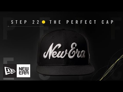 How to make the perfect cap | 22 Steps | New Era Cap