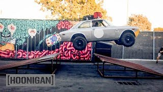 [HOONIGAN] DT 219: Alfa Romeo Explodes on Impact!