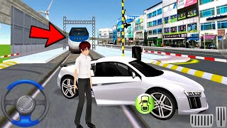 3D Driving Class #11 Train! - Car Games Android Gameplay