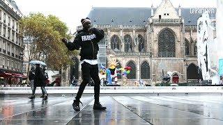 Salif Lasource, le danseur dont la vidéo a fait le tour du monde