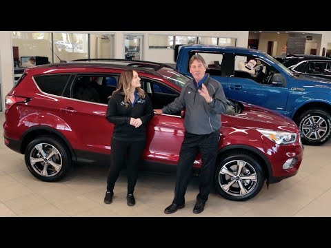 Memorial Day Sales Event | 2017 Ford Escape | Eau Claire Ford Lincoln Quick Lane