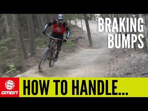 How To Ride Braking Bumps | Mountain Bike Skills