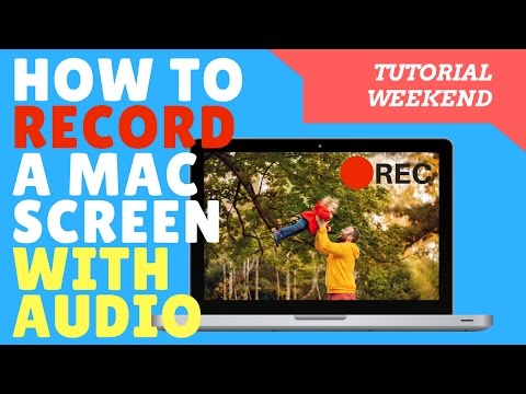 how to record your screen on mac with sound